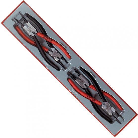 Conjunto de 4 alicates de freios de 9