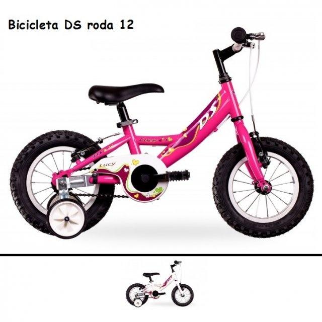 BICICLETA VAG/DS RODA 12