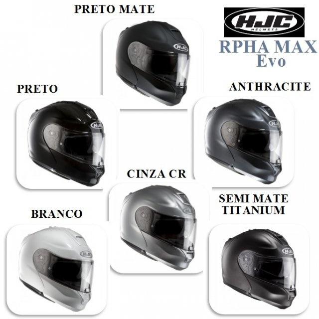 RPHA MAX EVO SEMI MATE/ METALICO/ PRETO