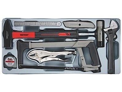 Conjunto de 9 peças de ferramenta geral