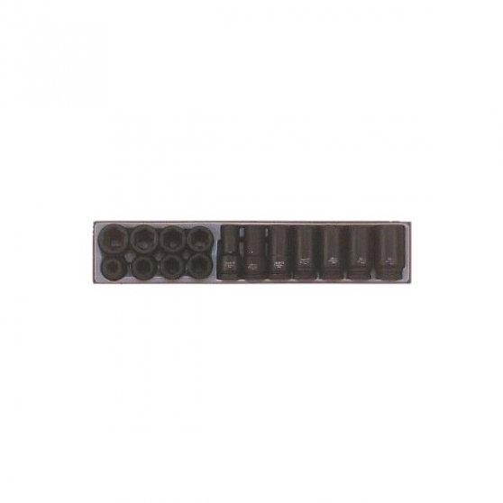 Conjunto de 15 peças de chaves regulares/longas