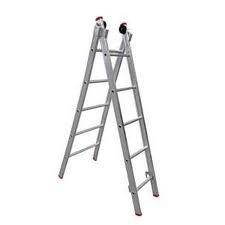 Escada Alumínio Dupla 2+2Mt