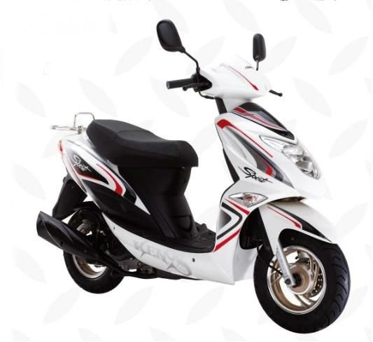 Scooter Kenos T-Star 50