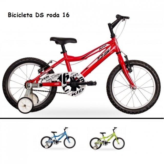 BICICLETA VAG/DS RODA 16