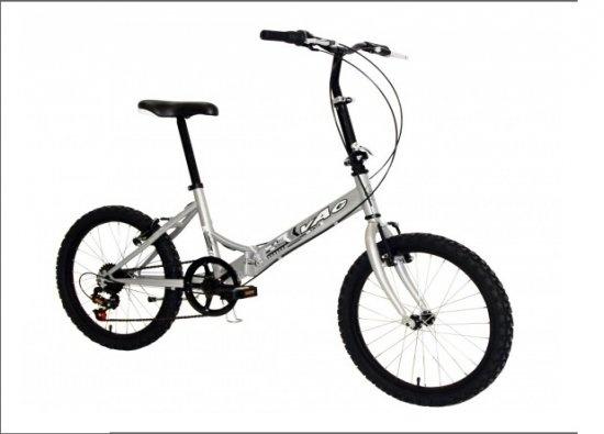 VAG - Bicicleta dobrável