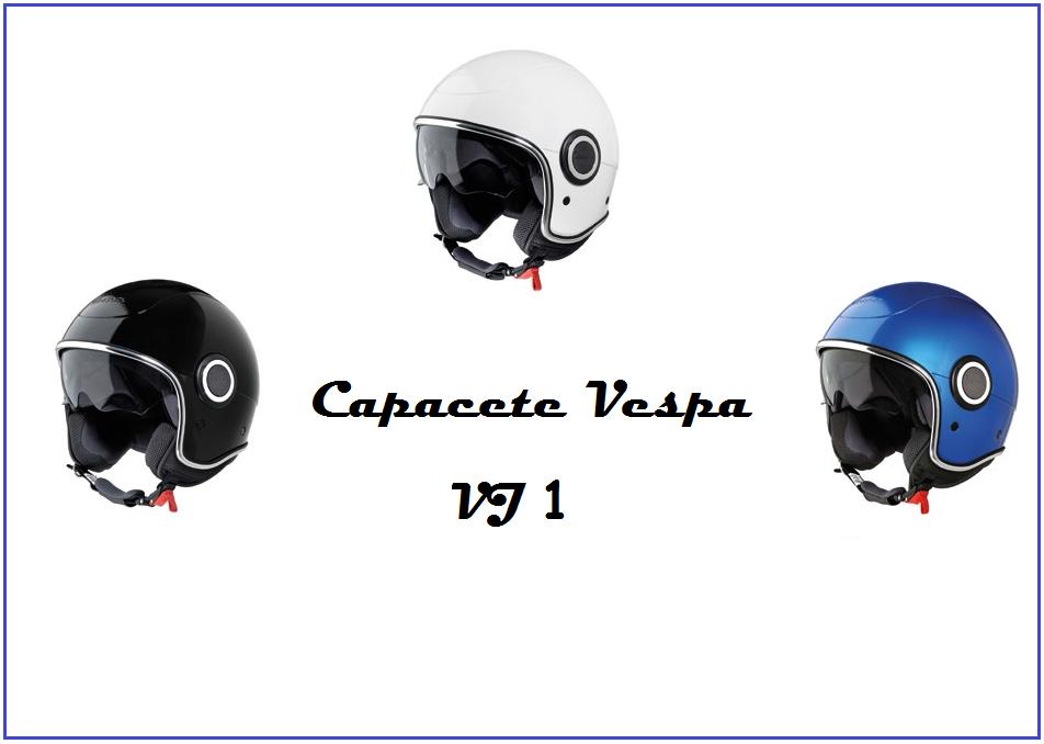 CAPACETE VESPA VJ 1