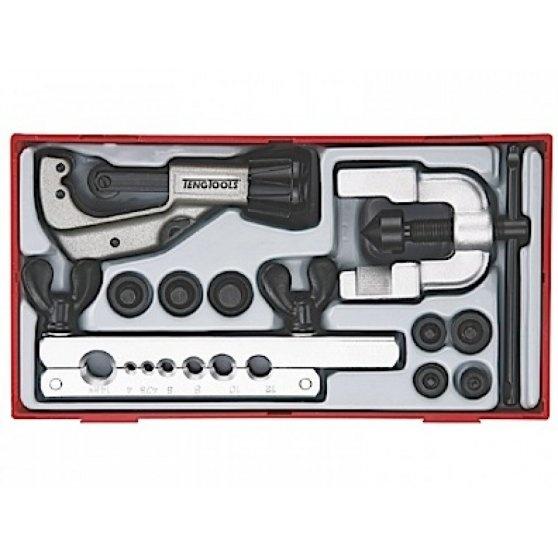 Conjunto de 10 peças de ferramenta para corte de tubos