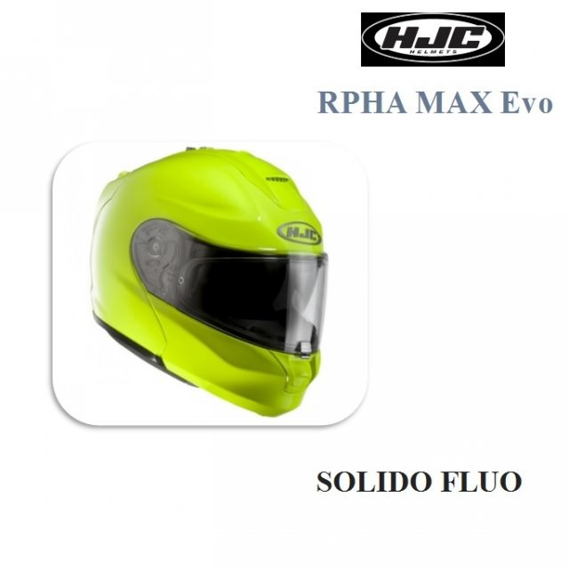 RPHA MAX EVO FLUO