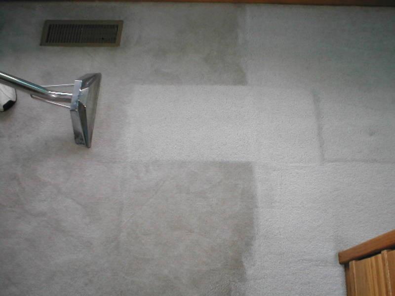 Limpeza de cortinados e carpetes de grandes dimensões