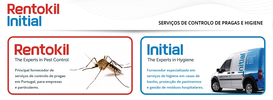 Rentokil Initial Portugal - Serviços de Protecção Ambiental, Lda.