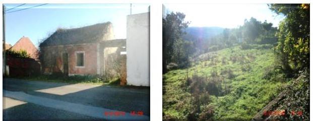 VENDE/PERMUTA - CASA P/RECUPERAR EM CARREIRA DO MATO, ABRANTES