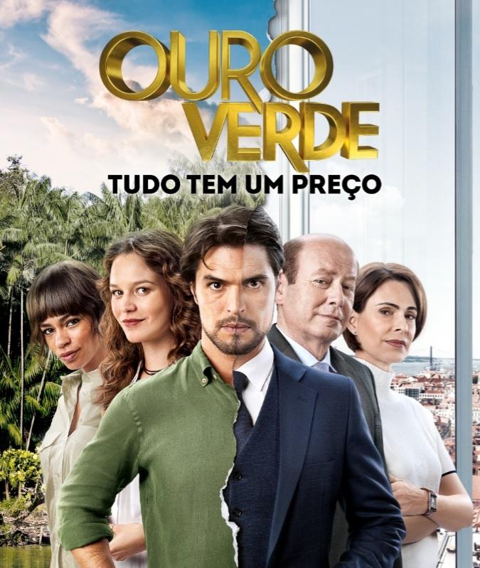 Ouro Verde nomeado para os prémios Emmys Internacionais como melhor novela