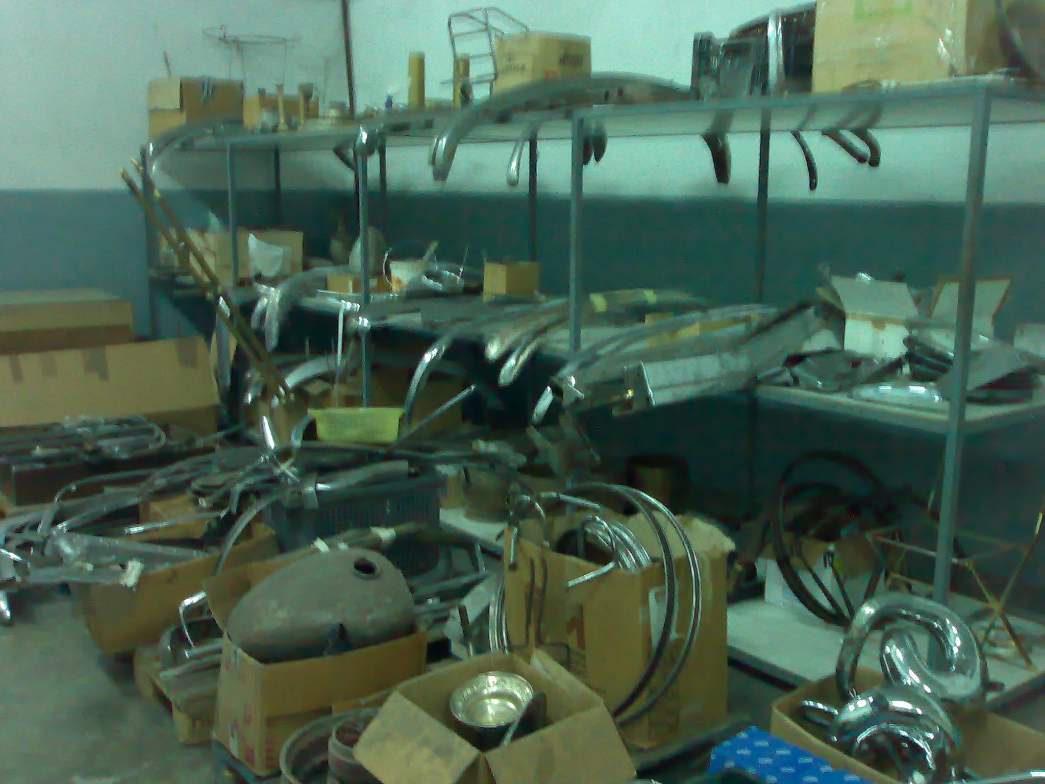 Cromagem e restauro de acessórios auto e moto