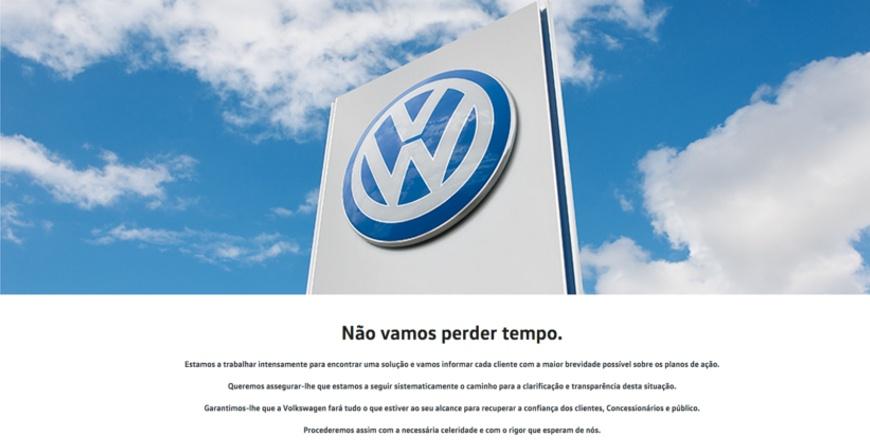 Saiba aqui se o seu Volkswagen foi afectado pela manipulação de software
