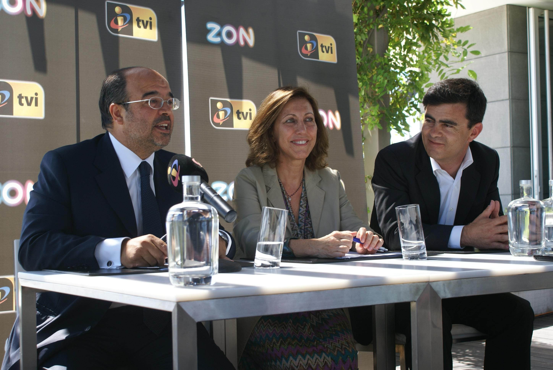 Zon e TVI assinam parceria para lançamento de canal exclusivo