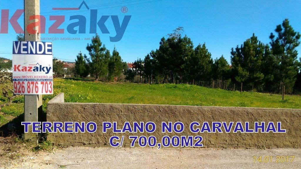 LOTE P/ CONSTRUÇÃO PLANO, C/ 700,00M2 EM CARVALHAL, ABRANTES