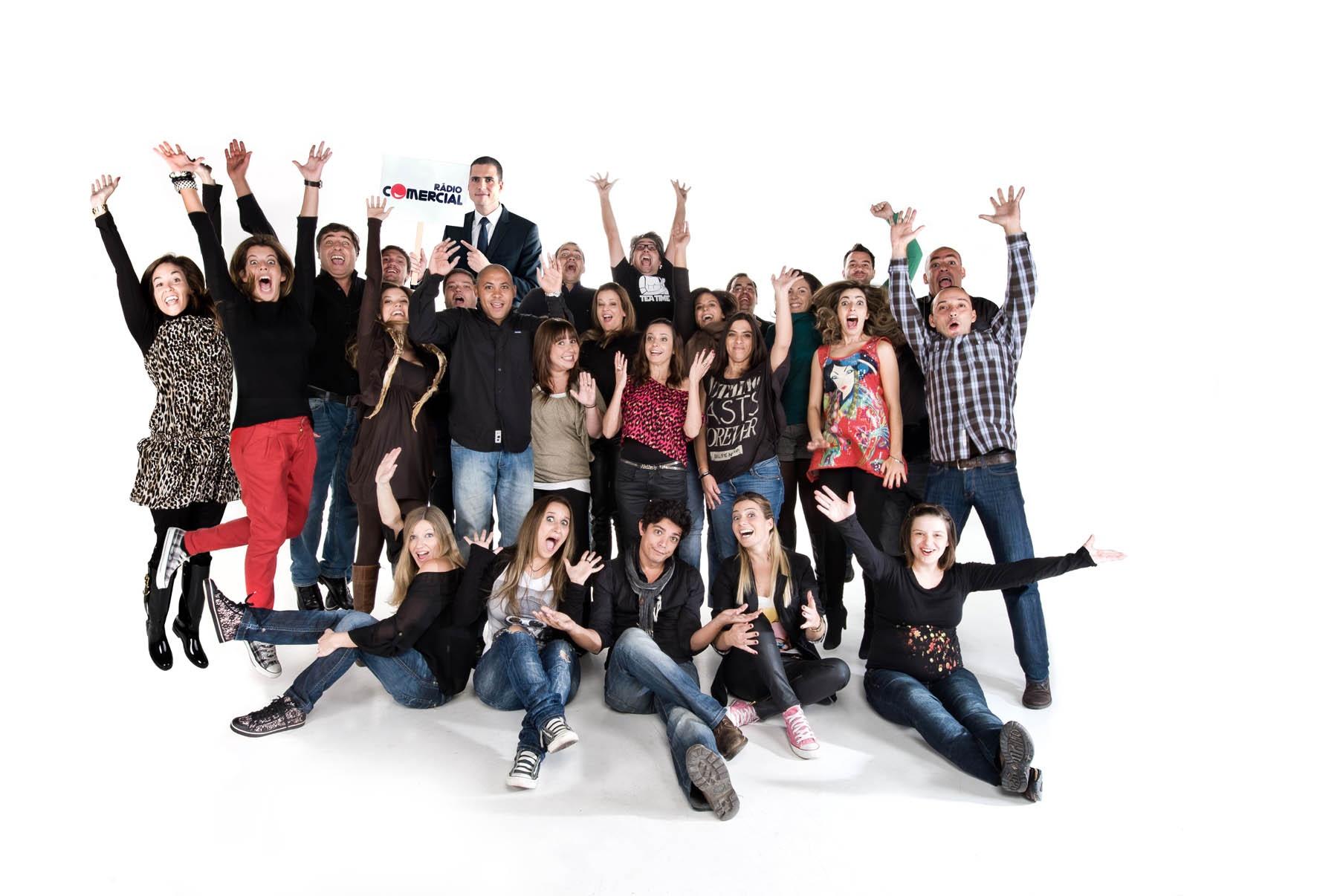 Rádio Comercial faz história e atinge liderança da rádio em Portugal