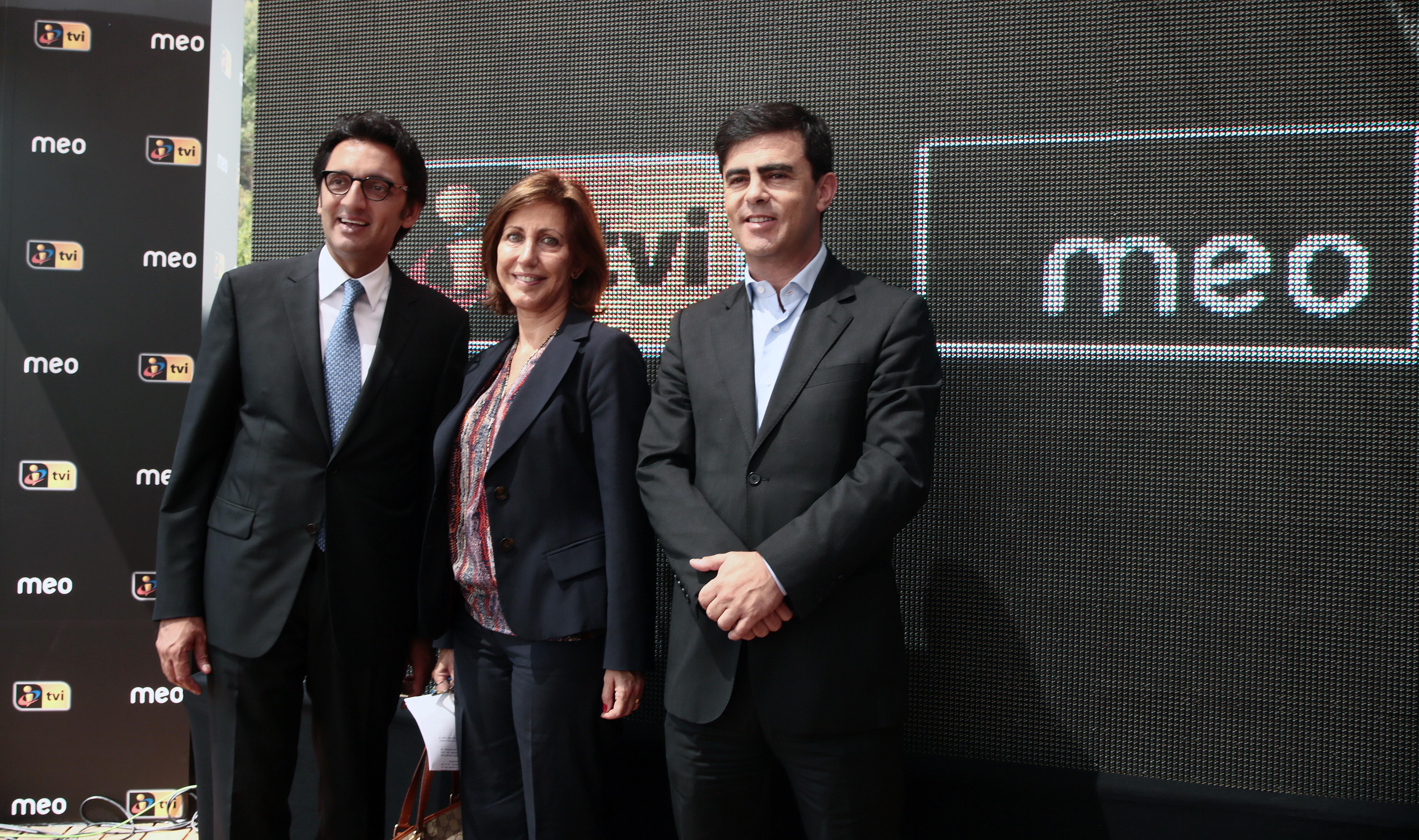 TVI Ficção – O novo espaço de ficção portuguesa, numa parceria com o MEO
