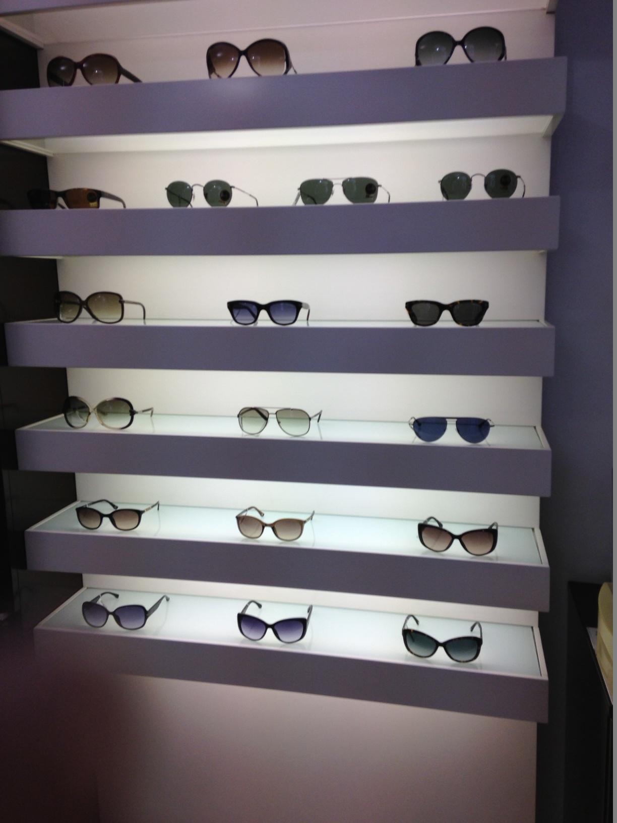 Armações, Adicionais Solares, Óculos de  Sol