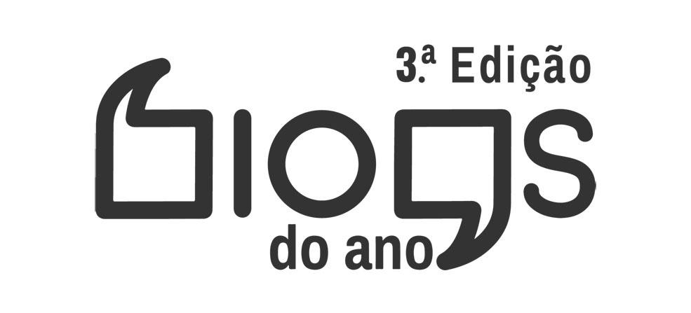 Resultado de imagem para logotipo blogs do ano 2018